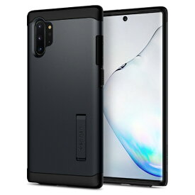 SPIGEN シュピゲン Galaxy Note 10 Plus Slim Armor Metal Slate