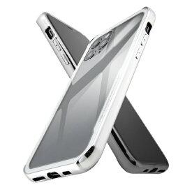 イングレム Ingrem iPhone 11 Pro ハイブリッドガラスケース メタリック/シルバー IS-P23CC13/SV シルバー