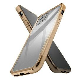 イングレム Ingrem iPhone 11 Pro ハイブリッドガラスケース メタリック/ゴールド IS-P23CC13/CG ゴールド