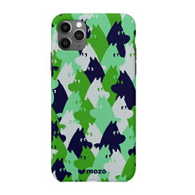 CASEPLAY ケースプレイ MOOMIN for iPhone 11 [ Green camo ]