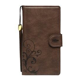 ナチュラルデザイン NATURAL design Multi type L SMART COVER NOTEBOOK Dark Brown TML001-L