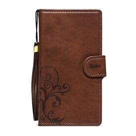 ナチュラルデザイン NATURAL design Multi type L SMART COVER NOTEBOOK Brown TML002-L