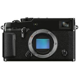 富士フイルム FUJIFILM X-Pro3 ミラーレス一眼カメラ ブラック [ボディ単体][FFXXPRO3]