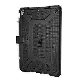 UAG URBAN ARMOR GEAR 10.2インチ iPad(第7・8世代)用 METROPOLISケース UAG-RIPD7F-BK ブラック