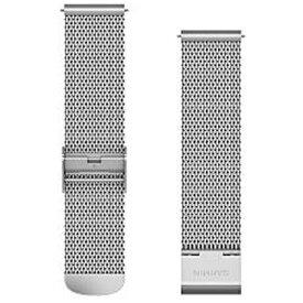 GARMIN ガーミン Quick Release バンド 20mm Silver Milanese 010-12924-63[101292463]【ribi_rb】