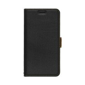 ラスタバナナ RastaBanana iPhone 11 Pro 5.8インチ 薄型手帳ケース サイドマグネット 4928IP958BO ブラック×ダークブラウン