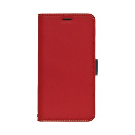 ラスタバナナ RastaBanana iPhone 11 Pro 5.8インチ 薄型手帳ケース サイドマグネット 4929IP958BO レッド×ネイビー