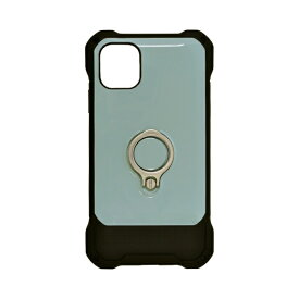 ラスタバナナ RastaBanana iPhone 11 Pro 5.8インチ Tough Ring ハイブリッドケース 4942IP958HB ブルー