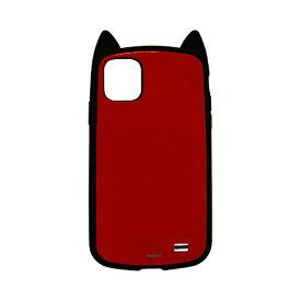 ラスタバナナ RastaBanana iPhone 11 Pro 5.8インチ VANILLA PACK mimi 4969IP958HB ブラック×レッド