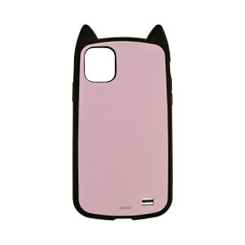 ラスタバナナ RastaBanana iPhone 11 Pro 5.8インチ VANILLA PACK mimi 4973IP958HB ブラック×ライトパープル
