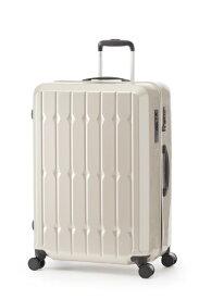 RUNWAY スーツケース ハードキャリー 97L RUNWAY グレージュ BC2003S28 [TSAロック搭載]【point_rb】