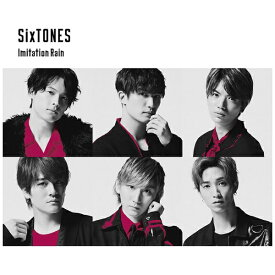 ソニーミュージックマーケティング SixTONES vs Snow Man/ Imitation Rain/D.D. 初回盤(初回限定プレス)【CD】