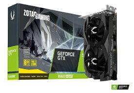 ZOTAC ゾタック グラフィックボード ZOTAC GAMING GeForce GTX 1660 SUPER Twin Fan ZT-1660S-6G-TWIN/ZT-T16620F-10L [6GB /GeForce GTXシリーズ][ZTT16620F10L]