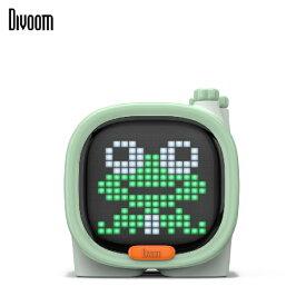 DIVOOM ディブーム 90100058120 ブルートゥーススピーカー Divoom - TIMOO グリーン [Bluetooth対応][90100058120]