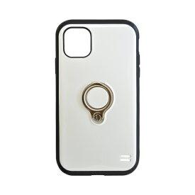 ラスタバナナ RastaBanana iPhone 11 6.1インチ モデル VANILLA PACK Ring 5078IP961HB ホワイト