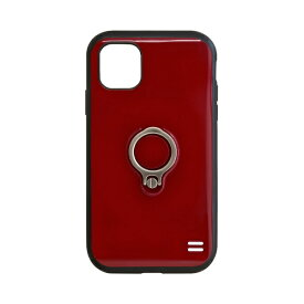 ラスタバナナ RastaBanana iPhone 11 6.1インチ モデル VANILLA PACK Ring 5079IP961HB レッド