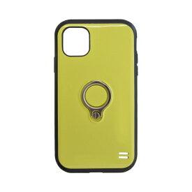 ラスタバナナ RastaBanana iPhone 11 6.1インチ モデル VANILLA PACK Ring 5083IP961HB ライトイエロー