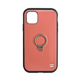 ラスタバナナ RastaBanana iPhone 11 6.1インチ モデル VANILLA PACK Ring 5085IP961HB ピンク
