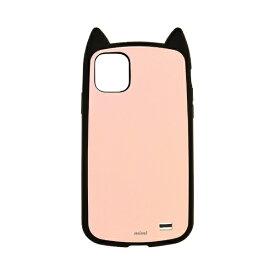 ラスタバナナ RastaBanana iPhone 11 6.1インチ モデル VANILLA PACK mimi 5090IP961HB ブラック×ライトピンク
