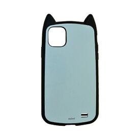 ラスタバナナ RastaBanana iPhone 11 6.1インチ モデル VANILLA PACK mimi 5093IP961HB ブラック×ライトブルー