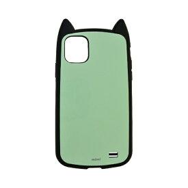 ラスタバナナ RastaBanana iPhone 11 6.1インチ モデル VANILLA PACK mimi 5094IP961HB ブラック×ミントブルー