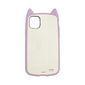 ラスタバナナ RastaBanana iPhone 11 6.1インチ モデル VANILLA PACK mimi 5096IP961HB ライトパープル×ホワイト