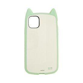 ラスタバナナ RastaBanana iPhone 11 6.1インチ モデル VANILLA PACK mimi 5097IP961HB ミントブルー×ホワイト
