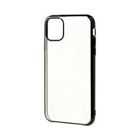 ラスタバナナ RastaBanana iPhone 11 6.1インチ モデル トライタンメタルフレームケース 5115IP961TR ブラック