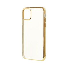 ラスタバナナ RastaBanana iPhone 11 6.1インチ モデル トライタンメタルフレームケース 5117IP961TR ゴールド