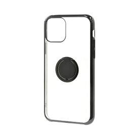 ラスタバナナ RastaBanana iPhone 11 6.1インチ モデル トライタンリングメタルフレームケース 5119IP961TR ブラック