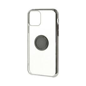 ラスタバナナ RastaBanana iPhone 11 6.1インチ モデル トライタンリングメタルフレームケース 5120IP961TR スペースグレー