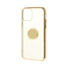 ラスタバナナ RastaBanana iPhone 11 6.1インチ モデル トライタンリングメタルフレームケース 5122IP961TR ゴールド