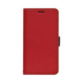 ラスタバナナ RastaBanana iPhone 11 6.1インチ 薄型手帳ケース サイドマグネット 5048IP961BO レッド×ネイビー