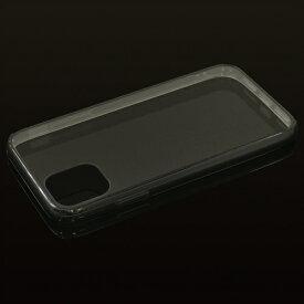 ラスタバナナ RastaBanana iPhone 11 6.1インチ モデル ハイブリッドTPU/PC 5154IP961HB クリアブラック