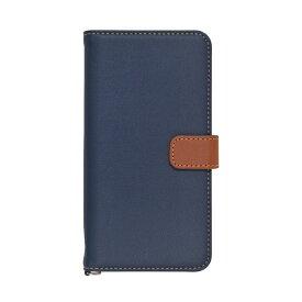 ラスタバナナ RastaBanana iPhone 11 Pro Max 6.5インチ モデル 手帳+COLOR ケース 5161IP965BO ネイビー