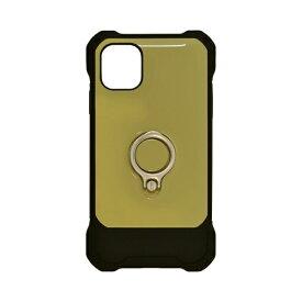 ラスタバナナ RastaBanana iPhone 11 Pro Max 6.5インチ Tough Ring ハイブリッドケース 5191IP965HB カーキ