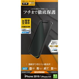 ラスタバナナ RastaBanana iPhone 11 6.1インチ モデル 薄型TPUフィルム UG1955IP961 光沢防指紋