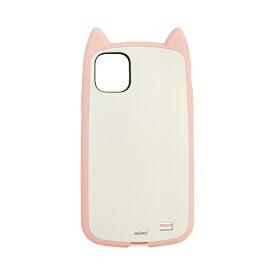 ラスタバナナ RastaBanana iPhone 11 Pro 5.8インチ VANILLA PACK mimi 4976IP958HB ライトピンク×ホワイト