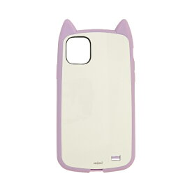 ラスタバナナ RastaBanana iPhone 11 Pro 5.8インチ VANILLA PACK mimi 4977IP958HB ライトパープル×ホワイト