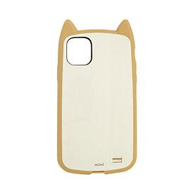ラスタバナナ RastaBanana iPhone 11 Pro 5.8インチ VANILLA PACK mimi 4979IP958HB ライトブラウン×ホワイト