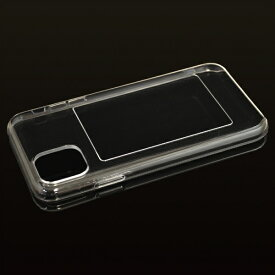 ラスタバナナ RastaBanana iPhone 11 Pro 5.8インチ トライタンカードケース 4995IP958TR クリア