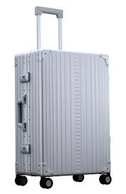 ネオキーパー 【TSAロック搭載スーツケース】ネオキーパー A60F (60L) シルバー A60F シルバー [60]