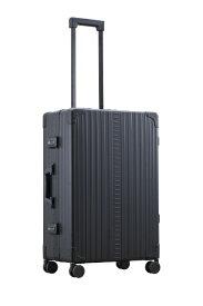 ネオキーパー 【TSAロック搭載スーツケース】ネオキーパー A60F-BK (60L) ブラック A60F-BK ブラック [60L]