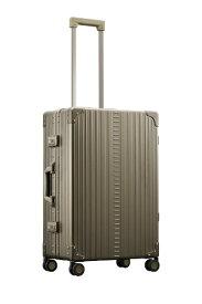 ネオキーパー 【TSAロック搭載スーツケース】ネオキーパー A60F-OL (60L) オリーブ A60F-OL オリーブ [60L]