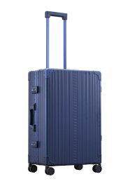ネオキーパー 【TSAロック搭載スーツケース】ネオキーパー A60F-BL (60L) ブルー A60F-BL ブルー [60L]