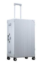 ネオキーパー 【TSAロック搭載スーツケース】ネオキーパー A87F (87L) シルバー A87F シルバー [87L]
