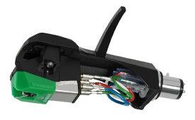 オーディオテクニカ audio-technica ヘッドシェル付VM型ステレオカートリッジ AT-VM95E/H