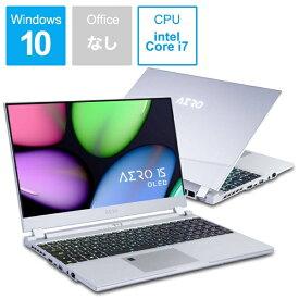 GIGABYTE ギガバイト AERO 15 SOLED SA-7JP5020SH ゲーミングノートパソコン [15.6型 /intel Core i7 /SSD:256GB /メモリ:8GB /2019年11月モデル][15.6インチ 新品 windows10][AERO15SOLEDSA7JP5020]