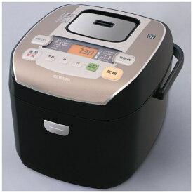 アイリスオーヤマ IRIS OHYAMA 炊飯器 米屋の旨み 銘柄炊き ブラック KRC-PA10-B [圧力IH /1升][KRCPA10B]