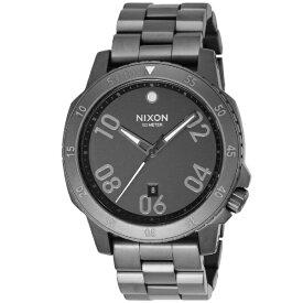 NIXON ニクソン メンズウォッチ THERANGER 黒 A506632 [並行輸入品]